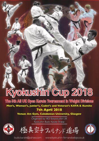 Kyokushin Cup 2018